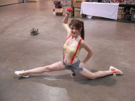 Misty cosplay by VirginWriter
