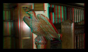 carving anaglyph by Maysmum