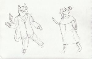 Triumph of a Heart: CAT DANCE by thePotentPotables