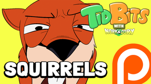 TidBits 104 - Squirrels by andrewk