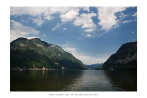 Postcards from Hallstatt - I by DimensionSeven