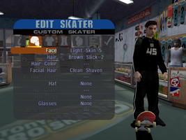 David Leatherhoff skin for Tony Hawk's Pro Skater by KeshaFilm