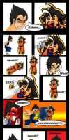Vegeta Story by leadpoint