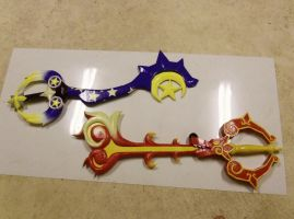 second pair of keys for otakon finished by finaformsora