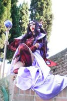 Alcyone the sorceress by Giorgiacosplay
