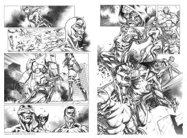 Marvel Sequential Samples by Valzonline