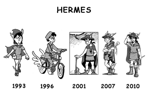 Evolution: Hermes