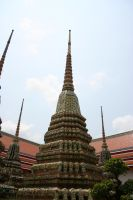 Thai temple stock 12 by Random-Acts-Stock