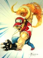 The Fatal Fury by XagroS