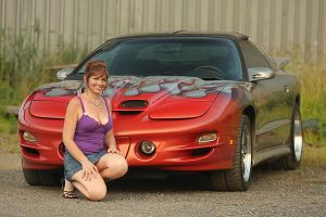 me with the car July 2008 by pewter2k