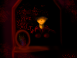 It was Your fault by JPGKnight
