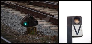 Simple As This II: Green Means Proceed/Leave by Lygophilia1