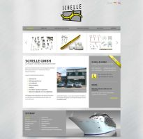Webdesign for Euroweb Group 08 by sickness86