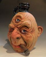 Three-Eyed Old Man- Complete by thebigduluth
