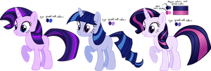 Raritwi adoptables CLOSED by AdolfWolfed4Life