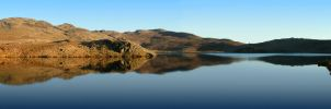 Panoramic Angle Tarn by scotto