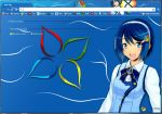 Windows 7 tan by MangaServer