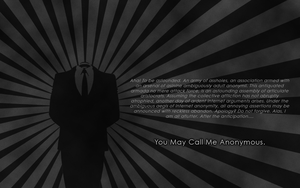 Anonymous by ANONYMOUS1995