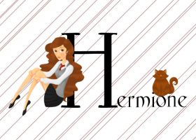 Whimsical Hermione by Whisperwings