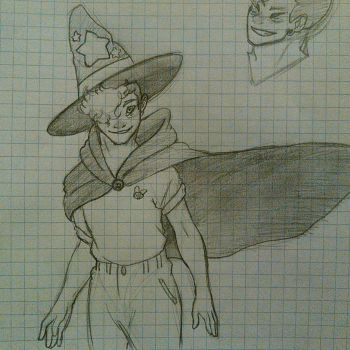 witch boi  by StarBase11