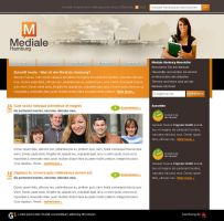 Business layout - Mediale by BeJay