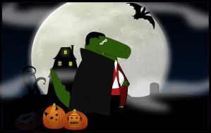Gatorween dA Spy Version by surlana