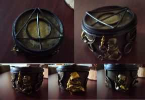 Deathly Hallows Jar by chow-marco