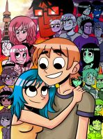 The World Won't Tear Us Apart by chillyfranco