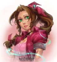 Aerith by Poichanchan