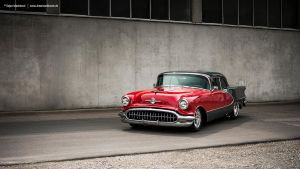 1956olds98 by AmericanMuscle