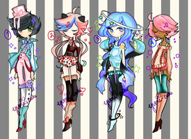 Pastel Adopts {OPEN} by Yumi-Cake
