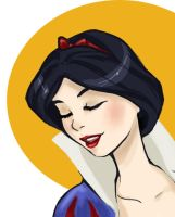 Snow White by Ratgirlstudios