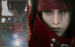 FFVII - 'The Three Faces of Vincent Valentine' by archonproject