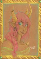 AT: Najra by TheLionMedal