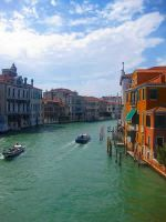Grand Canal by chyoyay