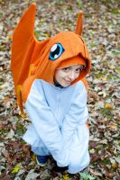 Patamon Cosplay - Kirugumi by Blashina