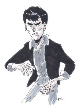 DSC 2014-01-15 Dylan Dog by theEyZmaster