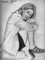 'Ally McBeal' by pichulin