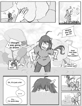 Falling Spica - Ch.1 - page 5 by Chocho-Takeda