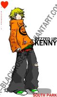 REZZED UP KENNY. by x--blackrose--x