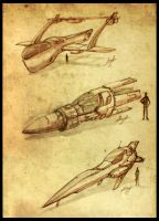 hover craft concepts1 by petera