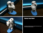 More Baymaxes and Mochis by BeeTrue