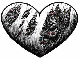 Machine Heart by agoodmourning13