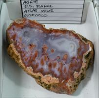 Morocco Agate by Undistilled