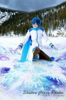 Kaito - Let it Go by shutter-crazy