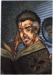 Ash -Evil Dead II- PSC by silentsketcher