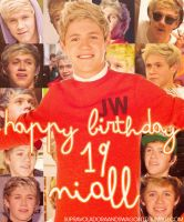 Happy Birthday 19 Niall by ItsDennaaDeBieber