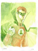 25 Days of DC - Alan Scott by JeremyTreece