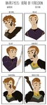 Amell Hairstyles by Anjeka