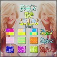 PackDeStyles-ByCharlie. by EditionssPerfectOk